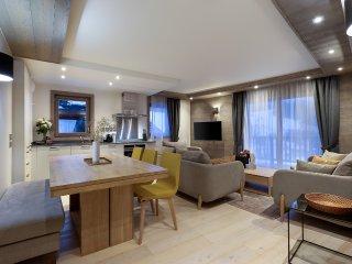 Le C - A02 - Bel appartement dans résidence neuve avec Spa & Restaurant