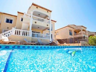 5 bedroom Villa in Casas de Torrat, Valencia, Spain : ref 5570874