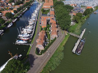 Enkhuizen waterfront & lakeside Old Holland 2p. Appartement 40km van Amsterdam