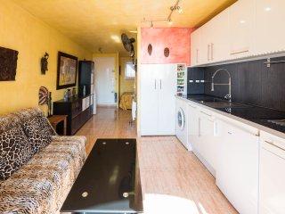 appartement 2 à 4 personnes. 26 m2 . 2 piéces . 1 chambre