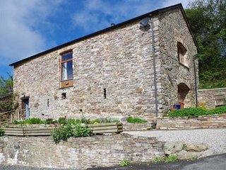 Virvale Barn - pet-friendly holiday cottage on smallholding on edge of Exmoor,