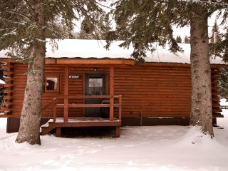 Bear Paw Cabin on Spearfish Creek