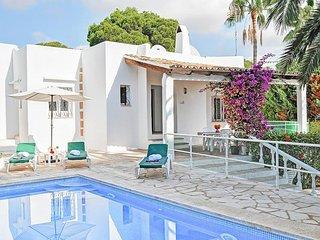 4 bedroom Villa in Cala Egos, Balearic Islands, Spain : ref 5334205