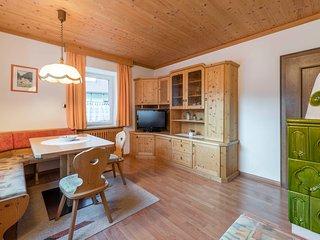 Appartamenti Cesa Rabanser in ottima posizione ad Ortisei Valgardena Dolomiti