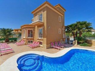 8 bedroom Villa in Casas de Torrat, Valencia, Spain : ref 5334274