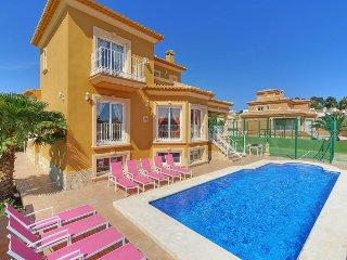 8 bedroom Villa in Casas de Torrat, Valencia, Spain : ref 5334318