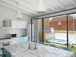 3 bedroom Villa in Provenals del Poblenou, Catalonia, Spain : ref 5036916