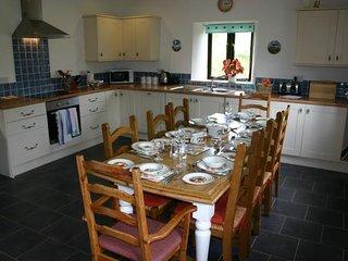Kitchen in Corner