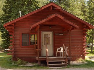 Saddlepocket Cabin on Spearfish Creek