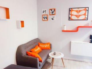 Capitole Baronie - Studio design vintage au coeur du quartier historique
