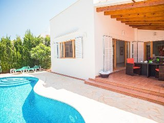 4 bedroom Villa in Cala Egos, Balearic Islands, Spain : ref 5334312