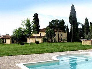 9 bedroom Villa in Cesa, Tuscany, Italy : ref 5228732