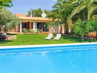 3 bedroom Villa in Portocolom, Balearic Islands, Spain : ref 5334204