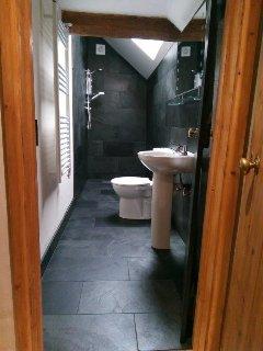 Bedroom En-Suite or Shared Wet/Shower Room