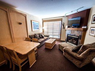 1 Bedroom for 4 in Chateau Big White