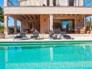 4 bedroom Villa in Portocolom, Balearic Islands, Spain : ref 5334248