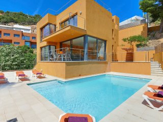 6 bedroom Villa in Aiguablava, Catalonia, Spain : ref 5509610