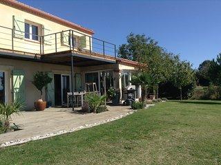 Belle Villa du Lauragais