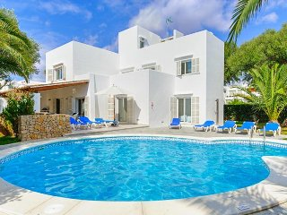 4 bedroom Villa in Cala Egos, Balearic Islands, Spain : ref 5334207