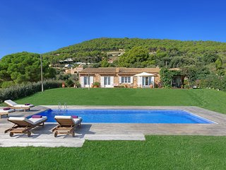 4 bedroom Villa in Fornells de la Selva, Catalonia, Spain : ref 5504713
