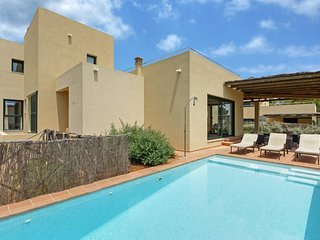 4 bedroom Villa in Cala Galdana, Balearic Islands, Spain : ref 5334755