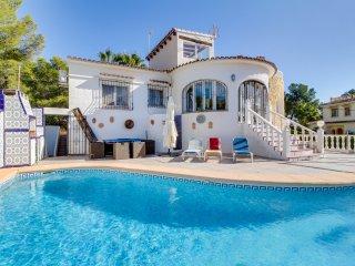 Villa Fanadix, Villa con Terraza y Piscina Privada