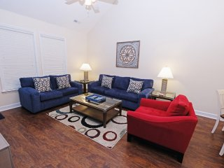 Tanglewood 1812, Barefoot, 3bd/3.5bath, Townhouse with Golf Course view