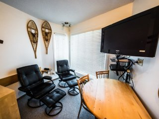 Big White Whitefoot Lodge Studio Condo for 2
