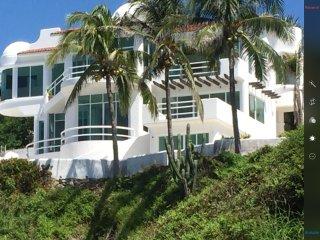 Villa Calypso | Hermosa villa sobre acantilado