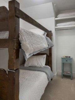 Master Bedroom, Kid's Bunk Room