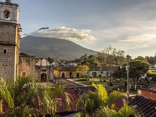 Beautiful house in the center of Antigua