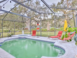 NEW! Charming 5BR Kissimmee Home w/ Pool & Spa!