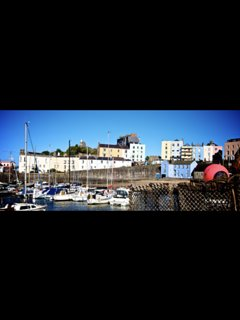 Tenby- a 15min drive from the chalet