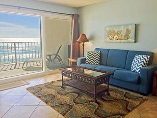 D301 The Beach House *Gulf Front!*