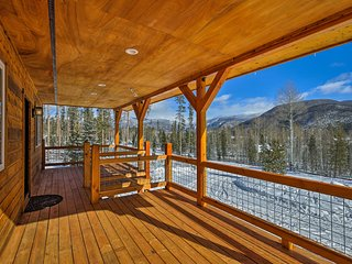 NEW! 3BR Grand Lake Cabin w/Shadow Mtn Lake Views!