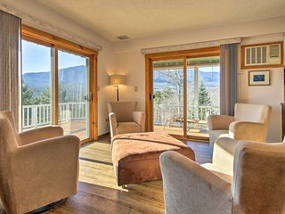 North Conway Condo w/Hot Tub - Near Storyland!