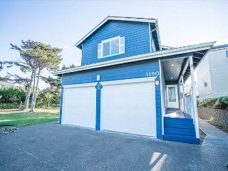 Don't miss this large home steps from the beach!