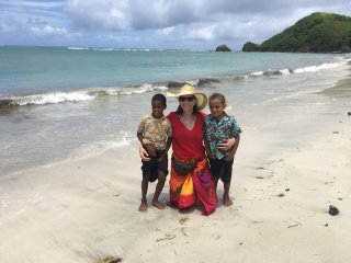 Malakati Village HOMESTAY, Necula Island, northwest division of Fiji