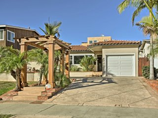 San Diego Home w/Courtyard- 12 Blocks to the Beach