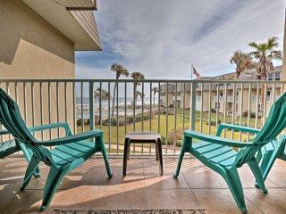 NEW! 2BR St. Augustine Condo w/ Beachfront Pool!