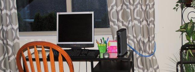 Computer/work station