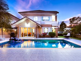HOUSE + PRVT.POOL +  FREE CAR AND DRIVER +  MAID