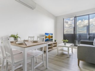 New One-Bedroom with Sweeping Views