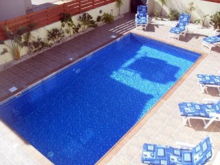 VILLA FAVOR - 3 BED WITH POOL CLOSE TO NISSI BEACH - QUIET LOCATION