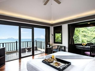 Exquisite view Villa with Seaview PhiPhi