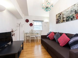 Central London - Kings Cross & Eurostar 1 bedroom apartment - Free WiFi