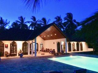 Garden Beach Zanzibar, North House- private villa fully serviced