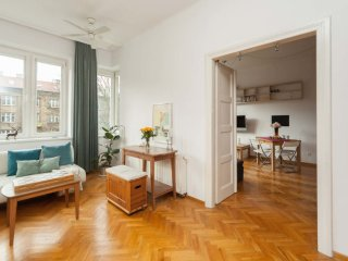 City Center 90m2 Apartment next to Wawel Castle