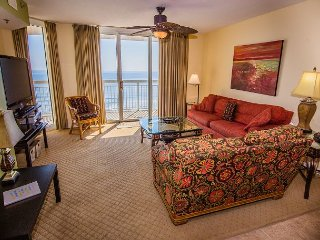 Late Summer Specials! Crescent Shores End Unit w/ Endless Views!