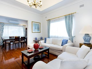 3 bed family home in leafy Inner-Western suburbs